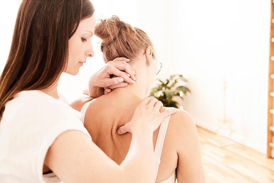 albuesmerter osteopati nakke
